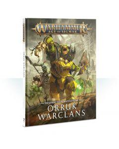 Warhammer AoS: Battletome: Orruk Warclans