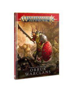 Warhammer AoS: Battletome: Orruk Warclans (2021)