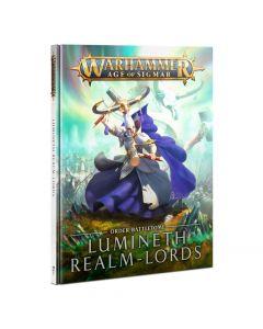 Warhammer AoS: Battletome: Lumineth Realm-lords