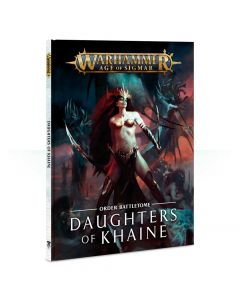 Warhammer AoS: Battletome: Daughters of Khaine