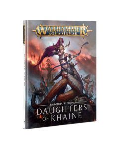 Warhammer AoS: Battletome: Daughters of Khaine (2021)