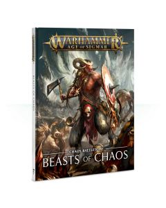 Warhammer AoS: Battletome: Beasts of Chaos