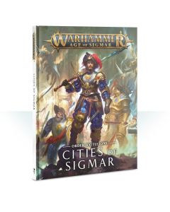 Warhammer AoS: Battletome: Cities of Sigmar