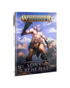Warhammer AoS: Battletome: Sons of Behemat