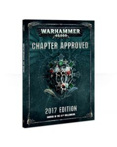Warhammer 40k: Chapter Approved 2017