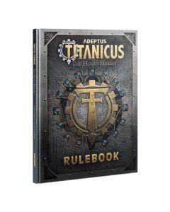 Adeptus Titanicus: Rulebook