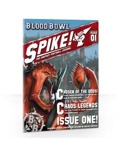 Spike! The Fantasy Football Journal: Issue 1