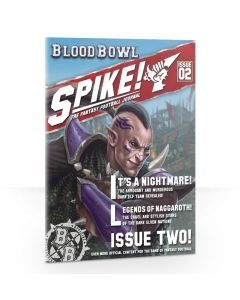 Spike! The Fantasy Football Journal: Issue 2