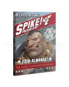 The 2018 Blood Bowl Almanac