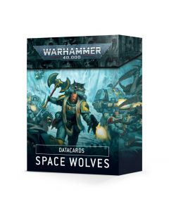 Warhammer 40k: Datacards: Space Wolves (2020)