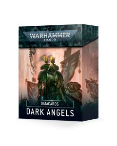 Warhammer 40k: Datacards: Dark Angels (2021)