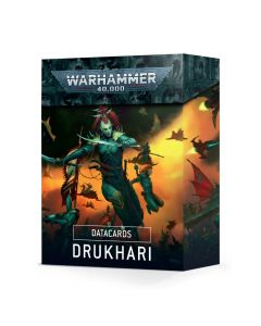 Warhammer 40k: Datacards: Drukhari (2021)