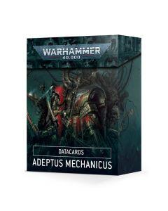 Warhammer 40k: Datacards: Adeptus Mechanicus (2021)