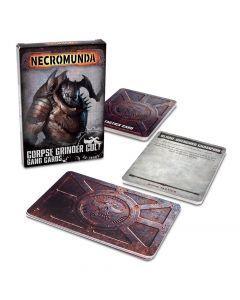 Necromunda: Corpse Grinder Cult Gang Tactics