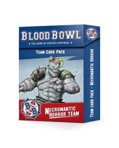 Blood Bowl: Team Card Pack: Necromantic Horror