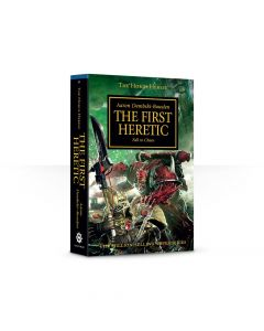 Horus Heresy 14: The First Heretic (Paperback)