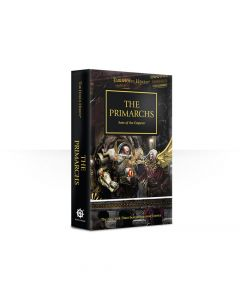 Horus Heresy 20: The Primarchs (Paperback)