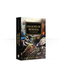 Horus Heresy 31: Legacies of Betrayal (Paperback)
