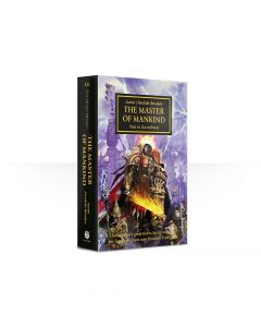Horus Heresy 41: The Master of Mankind (Paperback)