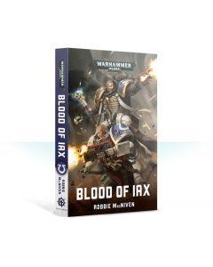 Blood of Iax (Paperback)