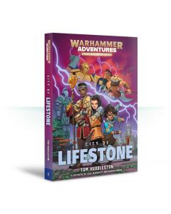 Realm Quest 1: City of Lifestone (Paperback)