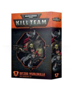 Kill Team: Gitzog Wurldkilla Ork Commander Set