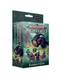 Warhammer Underworlds: Nightvault: Zarbag's Gitz