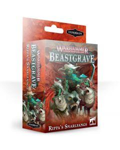 Warhammer Underworlds: Beastgrave: Rippa's Snarlfangs