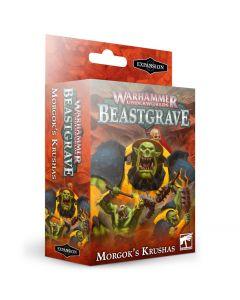 Warhammer Underworlds: Beastgrave:  Morgok's Krushas