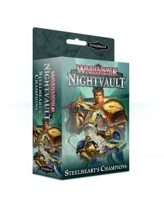 Warhammer Underworlds: Nightvault: Steelheart's Champions