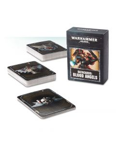 Warhammer 40k: Datacards: Blood Angels