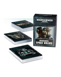 Warhammer 40k: Datacards: Space Wolves