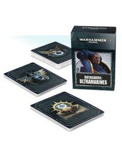 Warhammer 40k: Datacards: Ultramarines