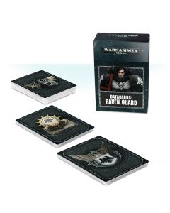 Warhammer 40k: Datacards: Raven Guard