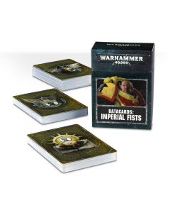 Warhammer 40k: Datacards: Imperial Fists