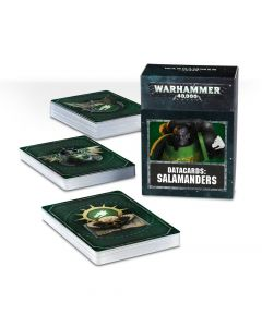 Warhammer 40k: Datacards: Salamanders
