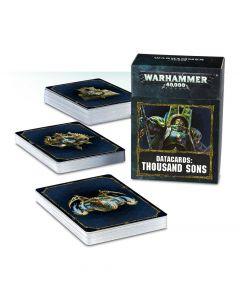 Warhammer 40k: Datacards: Thousand Sons