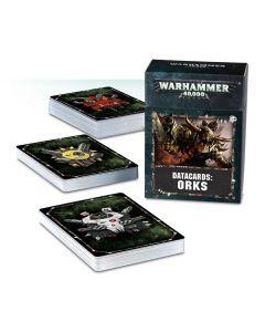 Warhammer 40k: Datacards: Orks