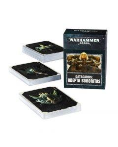 Warhamer 40k: Datacards: Adepta Sororitas