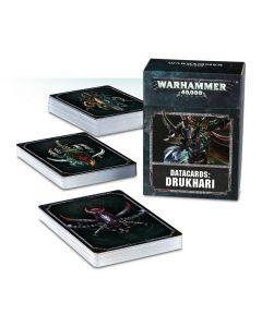 Warhammer 40k: Datacards: Drukhari