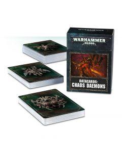Warhammer 40k: Datacards: Chaos Daemons