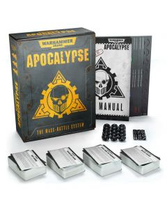 Warhammer 40k: Apocalypse: The Mass Battle System