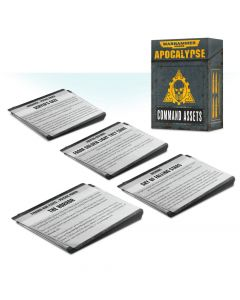 Warhammer 40k: Apocalypse: Command Assets