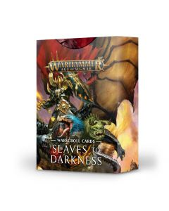 Warhammer AoS: Slaves to Darkness: Warscroll Cards