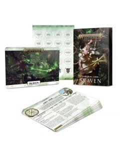 Warhammer AoS: Skaven: Warscroll Cards