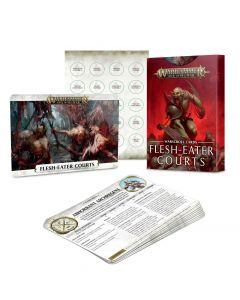 Warhammer AoS: Flesh-Eater Courts: Warscroll Cards