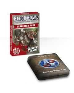 Blood Bowl: Team Card Pack: Shambling Undead