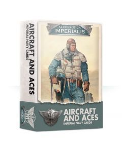Aeronautica lmperialis: Aircraft and Aces Imperial Navy Cards