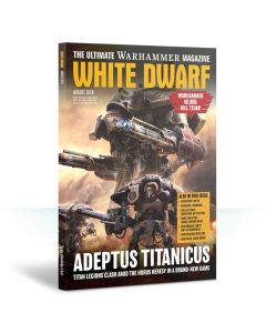 White Dwarf August 2018