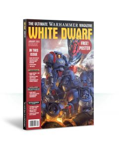 White Dwarf January 2019